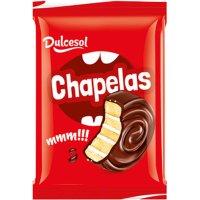 Chapelas Choco 1u 45gr Dulcesol 2,2kg - 12975