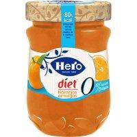 Confitura Naranja Amarga Hero Diet 280gr Tarro - 13032