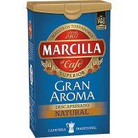 Cafe Marcilla Molido 1/4 Descafeinado - 13112