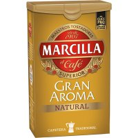 Café Marcilla Molido Natural 250gr - 13151