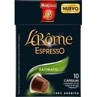 Sl Café Marcilla L'arome Espr Satinato 10 Cap - 13273