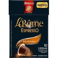 Cafe Marcilla L'arome Espr Delizioso 10 Cap - 13274