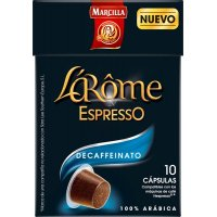 Cafe Marcilla L'arome Espr Descafeinado 10cap - 13275