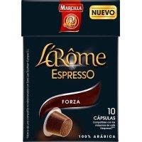 Cafe Marcilla L'arome Espr Forza 10 Cap - 13278
