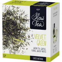 Sl Slow Tea Velvet Green Pickwick 25filt - 13441