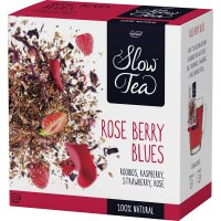 Sl Slow Tea Rose Berry Blues Pickwick 25filt - 13444