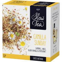 Sl Slow Tea Camilla Sunday Pickwick 25filt - 13445