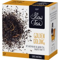 Sl Slow Tea Gold Oolong Pickwick 25filt - 13446