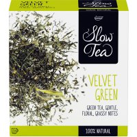 Slow Tea Velvet Green Pickwick 25filt - 13448