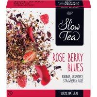Slow Tea Rose Berry Blues Pickwick 25filt - 13451