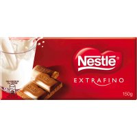 Chocolate Nestle Rojo Extrafino 125gr - 13517