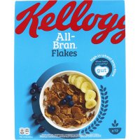 All Bran Flakes Kellogg's 375gr - 13546