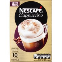 Nescafè Cappuccino Natural 10 Sobres - 13570