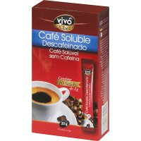 Cafe Soluble Descafeinado Vivo Chef 2gr P100 - 13621