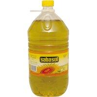 Aceite De Girasol Sabasol - 13702
