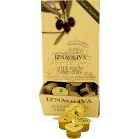 Aceite Oliva V.extra Iznaoliva Mono 18ml 100u - 13725