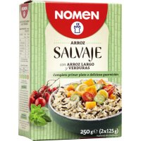 Arroz Salvaje 15% Largo Nomen - 13728