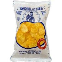 Patatas Chips Ecijanas Ac.oliva 170gr - 13846