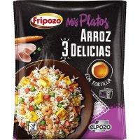Arroz 3 Delicias Fripozo 1kg Cg - 14063