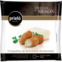Croqueta Meson De Brandada Bac500 Gr Cg - 14292