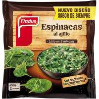 Espinacas Al Ajillo Findus 1 Kg Cg - 14381