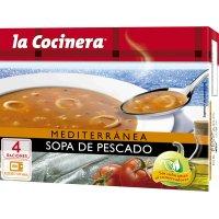 Sopa De Pescado La Cocinera 500gr Cg - 14439