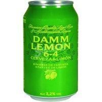 Damm Lemon Lata 33cl - 14735