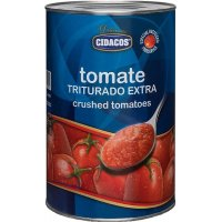 Tomate Natural Triturado Cidacos 5 Kg - 14977