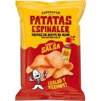 Patatas Fritas Aceite De Oliva Salsa Espinaler 125gr - 15004