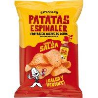 Patates Fregides Oli Oliva Salsa Espinaler 50gr - 15005