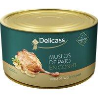 Muslos De Pato En Confit Lata 1kg 4 Piezas - 15046