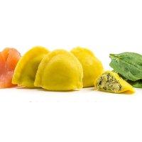 Ravioli Rustico Salmone/spinaci Laduc 3kg Cg - 15768