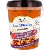 Cargol Cabrilla En Salsa Los Abuelos 1kg - 15915