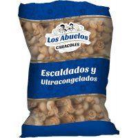 Cargol Cabrilla +24 Los Abuelos 2kg (5 U) - 15971