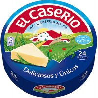 Formatge Caserio 24 Porcions 375gr - 16123