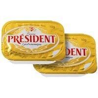 Mantequilla President Microtarrina 10gr - 16531