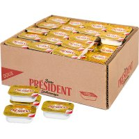 Mantequilla President Micro Past 10gr Pack-100 (6 - 16542