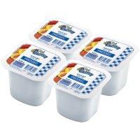 Yogur Melocoton La Fageda 125gr Pack-4 - 16552