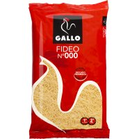 Fideo Nº0 Gallo 250gr - 16801