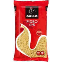 Fideo Nº4 Gallo 250gr - 16803