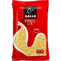 Fideo Nº1 Gallo 250gr - 16804