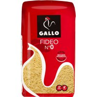Fideo Nº0 Gallo 500gr - 16827