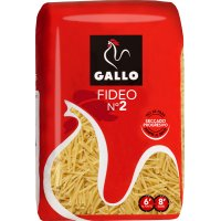 Fideu Nº2 Gallo 500gr - 16828