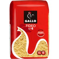 Fideo Nº4 Gallo 500gr - 16829