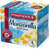 Manzanilla Pompadour Tienda 10 Sobres 300gr - 17005
