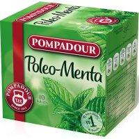 Poleo-menta Pompadour Tienda 10 Sobres - 17007