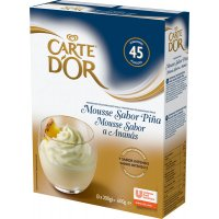 Mousse De Pinya Carte D'or 3x200gr - 17019