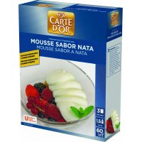 Mousse De Nata-chantilly Carte D'or 3x200gr - 17020