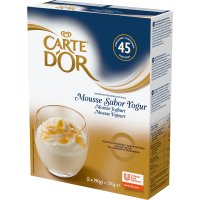 Mousse De Yogur Carte D'or 3x190gr - 17021