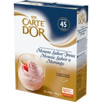 Mousse De Fresa Carte D'or 3x230gr - 17022